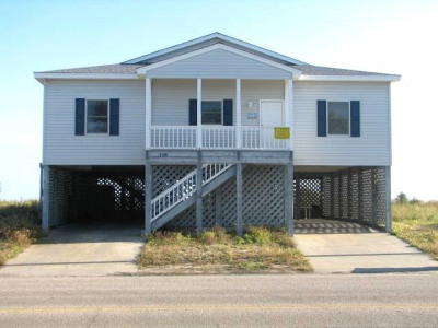 116 Palmetto Blvd Beach Front House