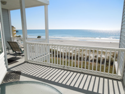 Seacoast Villas 8 – Beautiful Top Floor Condo with Great Views